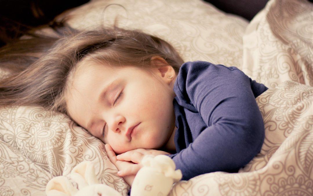 Gode tips til søvn for barn med eksem.