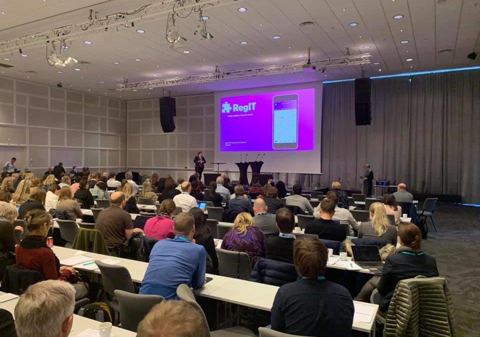 Helseteknologikonferansen – gjør ting du egentlig ikke tør!